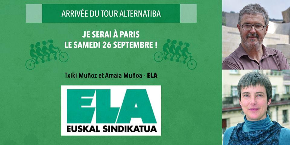Tour Alternatiba ELA